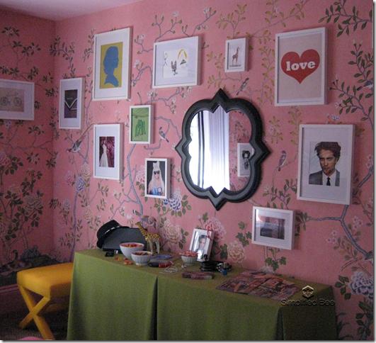 Simplified Bee®: ELLE DECOR Designer Showhouse: Tween Girl